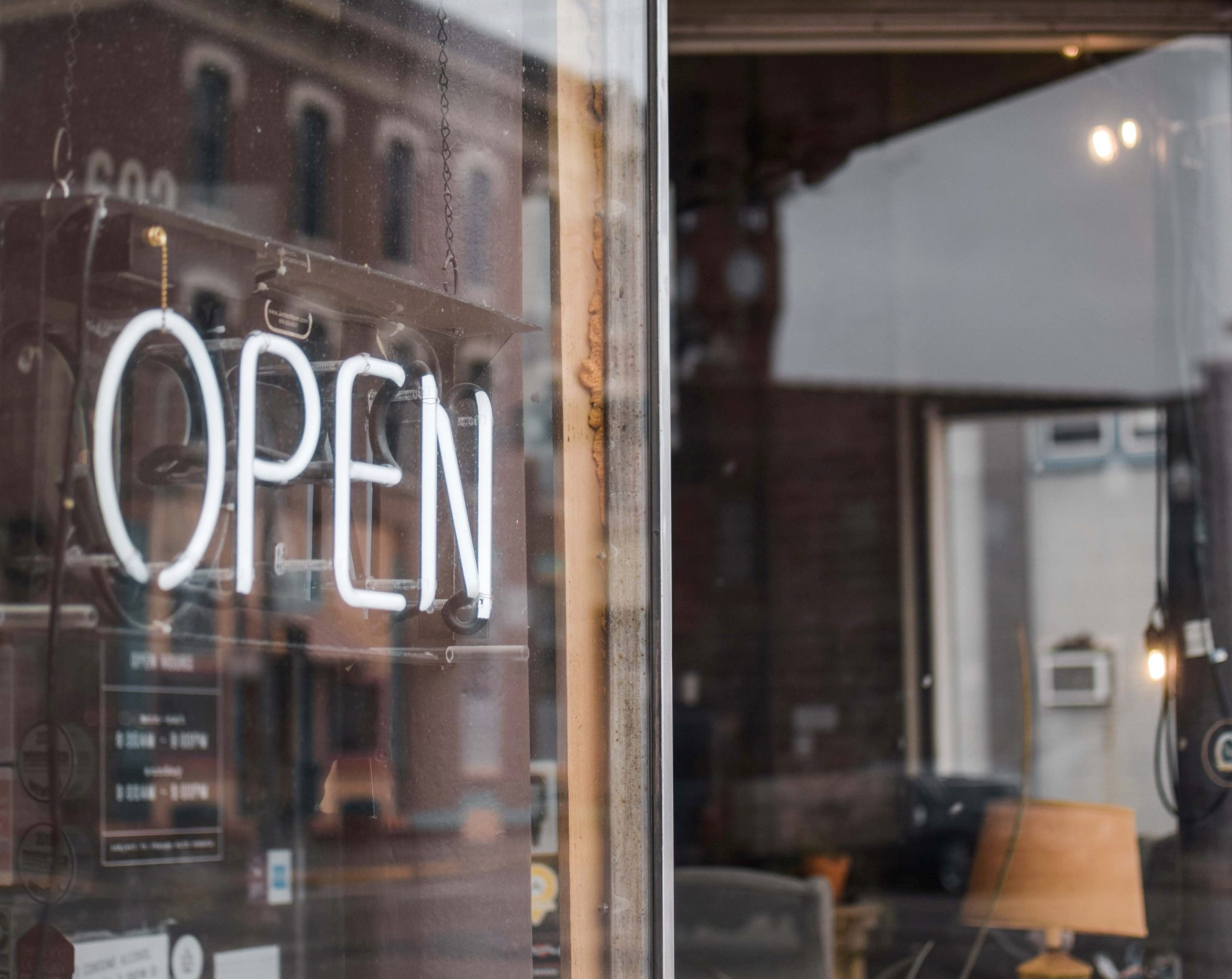 Pandemic recovery on track for small business